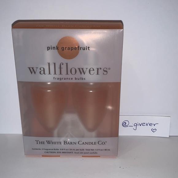 Pink Grapefruit Wallflower Refills 2 Pack